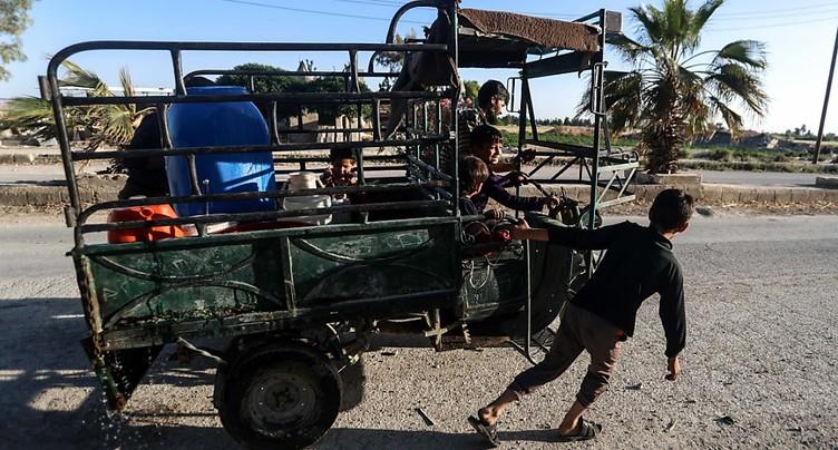 Trêve dans la Ghouta orientale violée par l'aviation syrienne