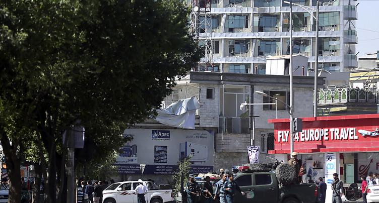 Au moins 24 morts à Kaboul dans l'explosion d'une voiture piégée