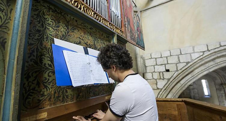 La mémoire du son avec l'orgue de Valère (VS)