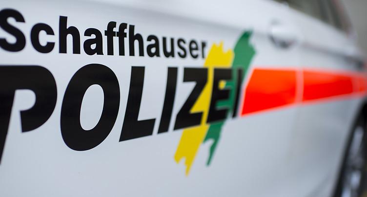 Plusieurs personnes blessées par un inconnu à Schaffhouse