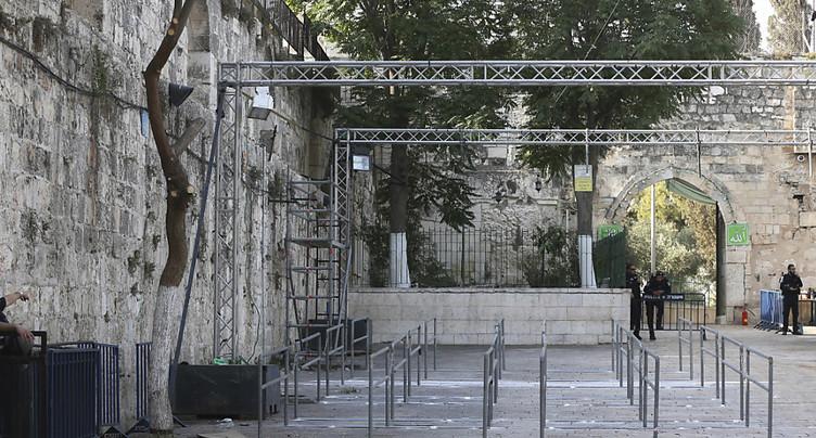 Maintien du boycott de l'esplanade des Mosquées