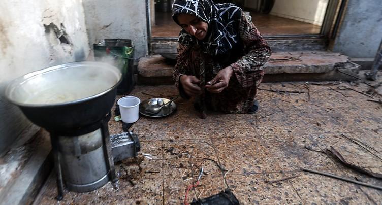 Neuf civils tués par une attaque aérienne sur une ville rebelle de Syrie