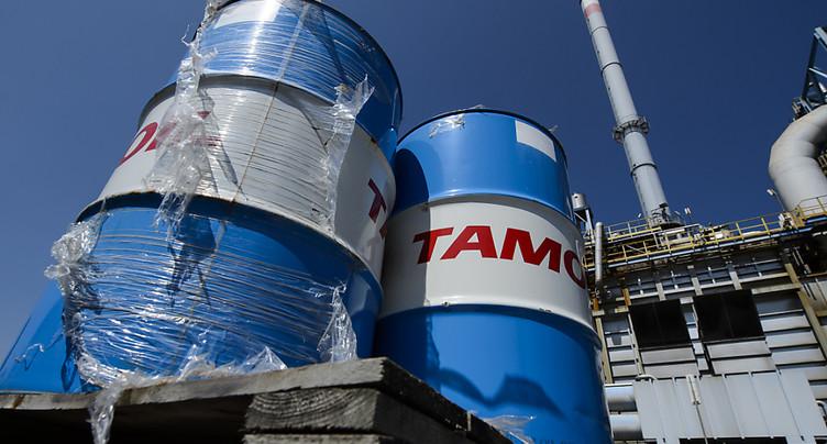 Lourde facture pour Tamoil après la fin d'allégements fiscaux