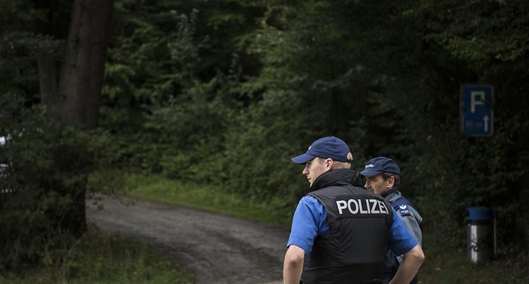 Le fuyard de Schaffhouse a été arrêté