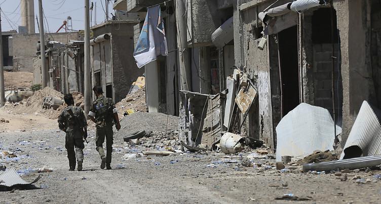 L'EI chassé de la moitié de sa « capitale » syrienne Raqqa
