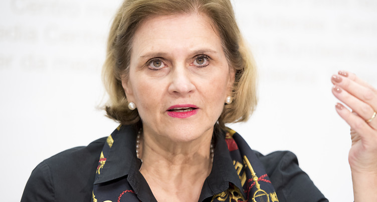 Succession Burkhalter: « c'est l'heure du Tessin », juge Doris Fiala