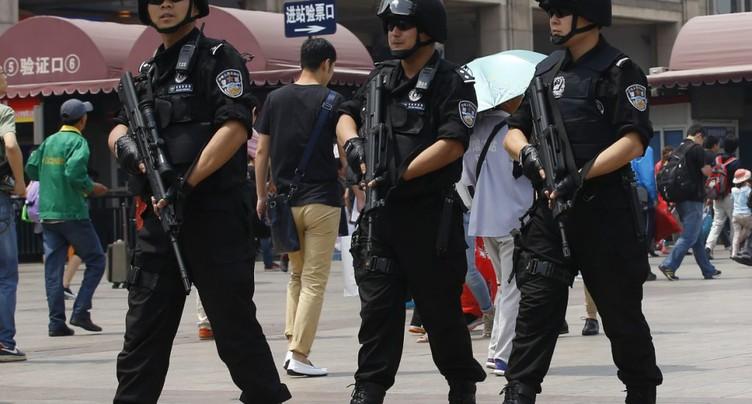 Près de 70 interpellations après une manifestation à Pékin