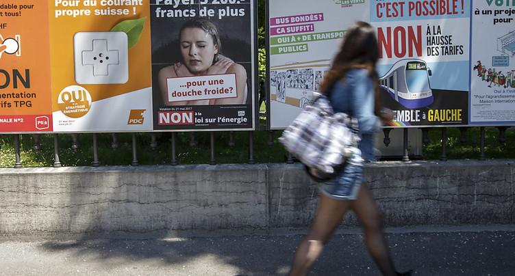 Initiatives populaires: la Suisse priée de mieux les contrôler