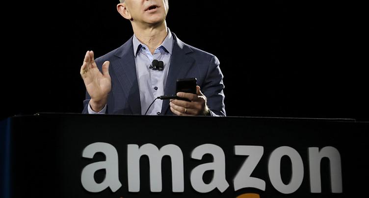 Jeff Bezos (Amazon) devient l'homme le plus riche du monde