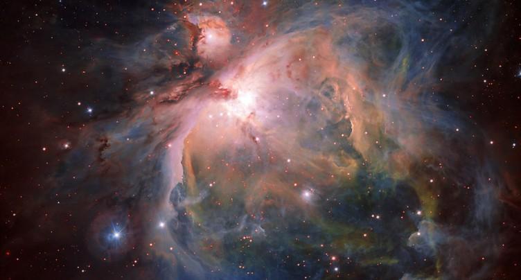 Une image de la grande nébuleuse d'Orion et ses « bébés étoiles »