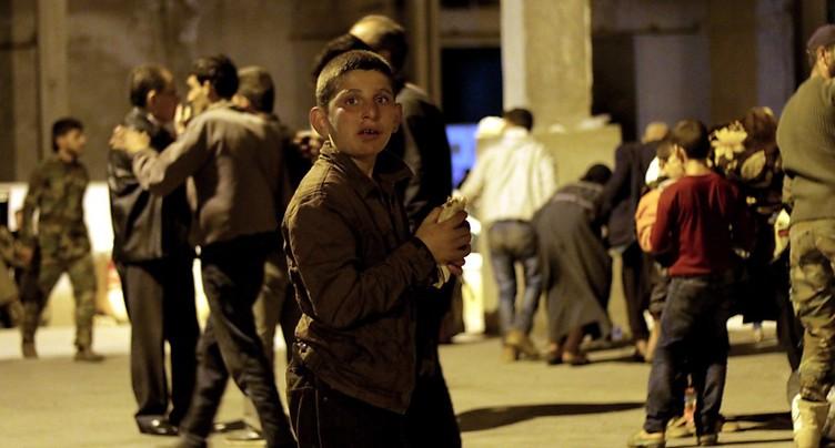 L'aide peine toujours à parvenir aux civils en Syrie, selon l'ONU