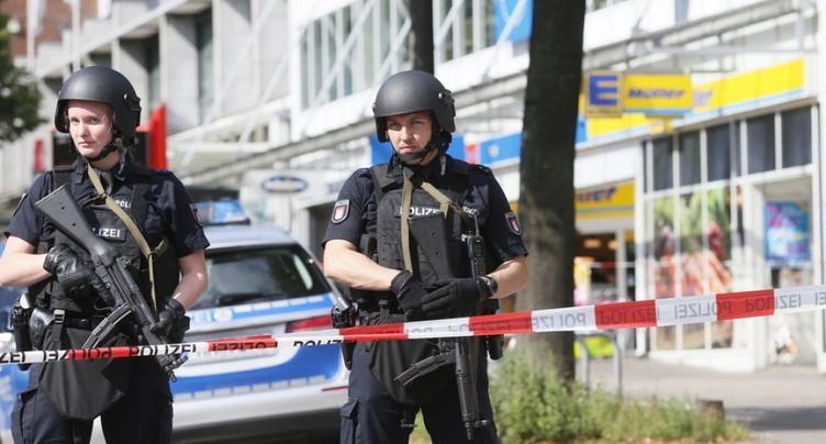 Un mort dans une attaque au couteau à Hambourg