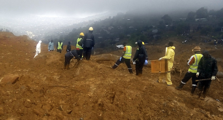 Le président sierra-léonais appelle à l'aide, l'ONU évalue