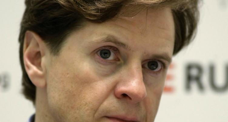 Berne débloque des fonds d'un ex-banquier russe