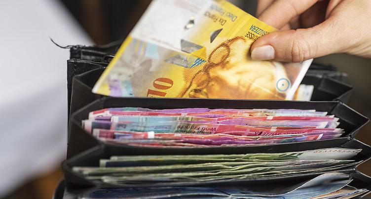 La Confédération escompte un excédent de 500 millions en 2017