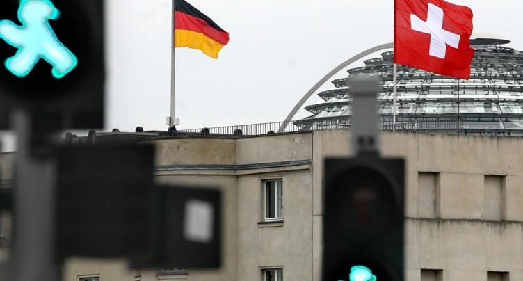 Le parquet allemand met en accusation un Suisse pour espionnage