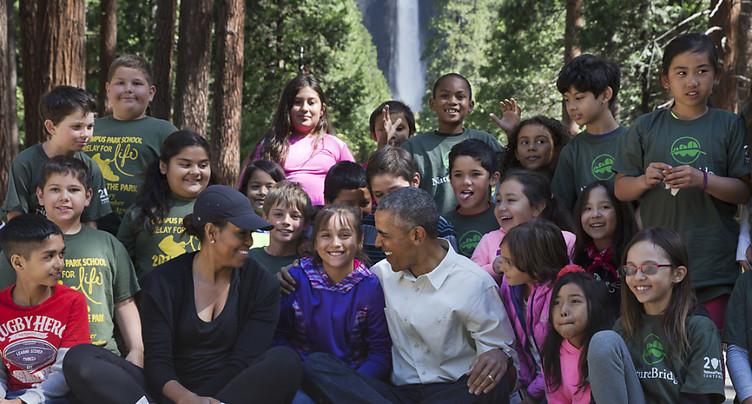 Un tweet d'Obama le plus « aimé » de tous les temps