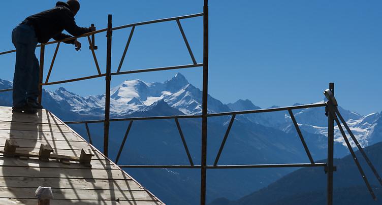 La catastrophe annoncée n'a pas eu lieu en Valais
