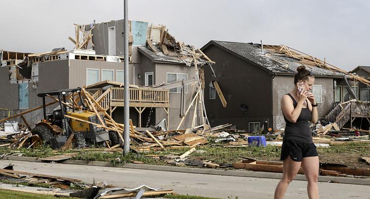 Coût économique des catastrophes à 44 milliards de dollars