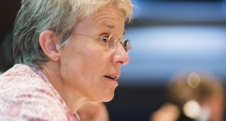 A.-C. Lyon renonce à être présidente d'une fondation