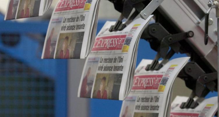 L'Express et L'Impartial « au coeur d'un vaste chantier »