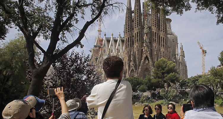 Les touristes suisses continuent à se rendre à Barcelone