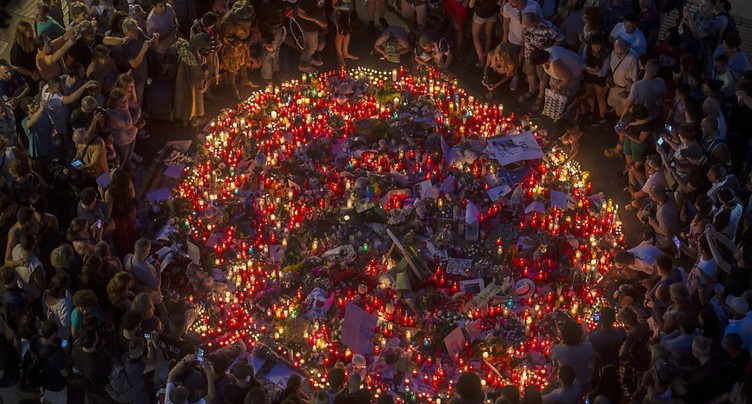 L'enquête sur les deux attentats perpétrés en Catalogne progresse