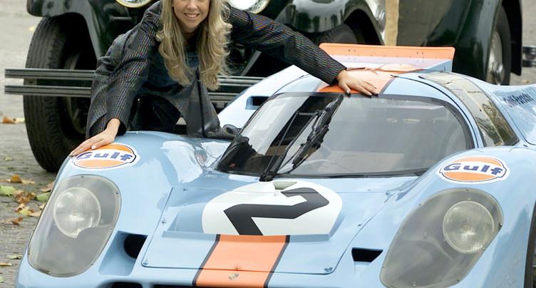 La Porsche 917 de Jo Siffert vendue 14,08 millions de dollars