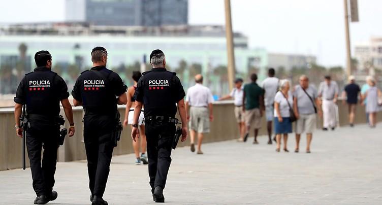 L'Espagne maintient son niveau d'alerte antiterroriste