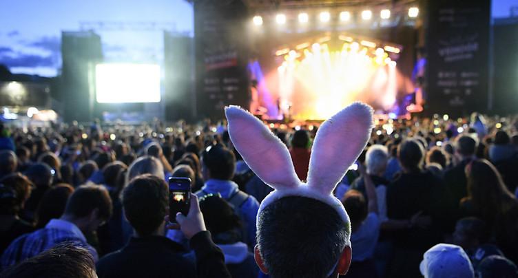 Le Venoge Festival ferme ses portes sur une hausse de fréquentation