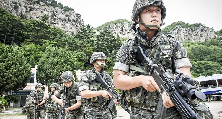 Séoul et Washington lancent leurs exercices militaires conjoints