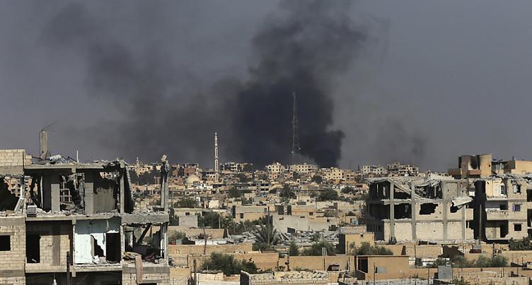 Au moins 27 civils tués par des raids de la coalition sur Raqa
