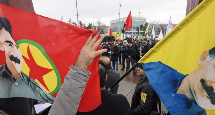 Manifestation anti-Erdogan: sept personnes acquittées