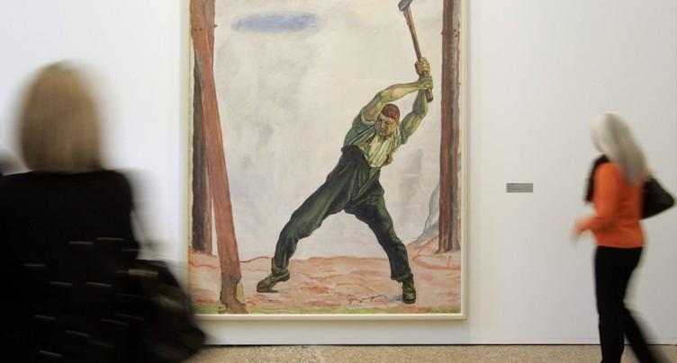 Un livre dévoile des textes inédits de Ferdinand Hodler