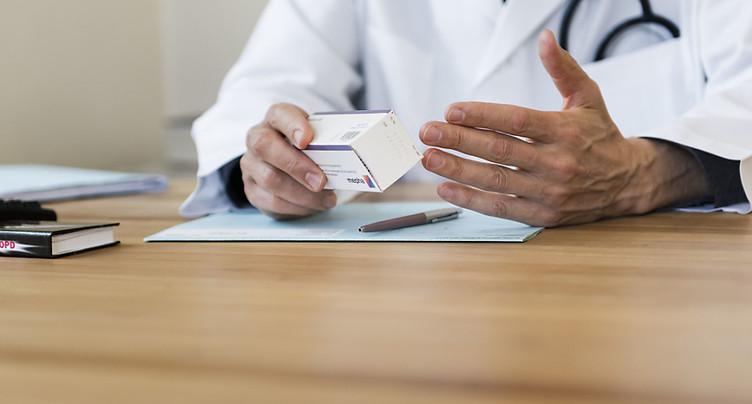 Deux erreurs de médication par an pour les généralistes
