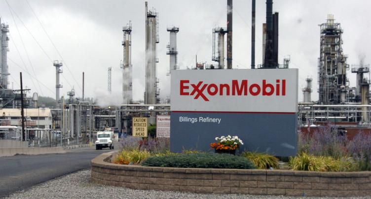 Changement climatique: ExxonMobil accusé d'avoir entretenu le doute