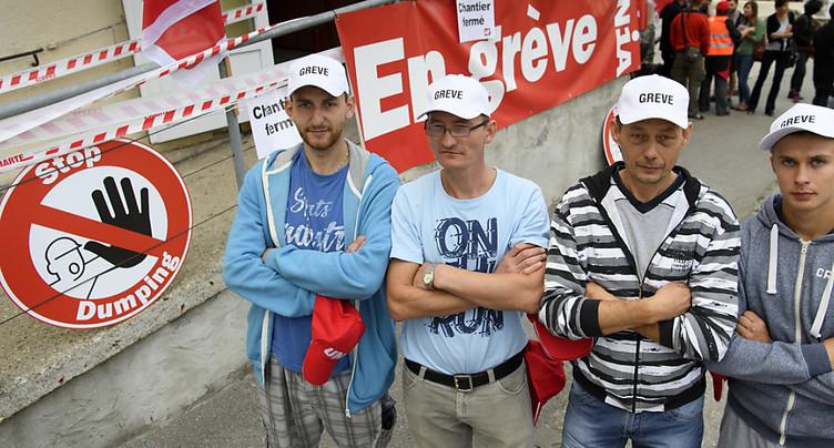 La Suisse fera davantage de contrôles de salaire dès 2018