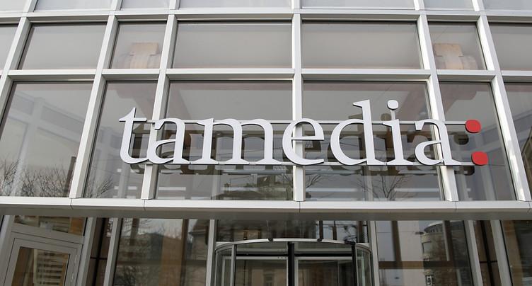 Tamedia: deux rédactions pour les rubriques supra-régionales