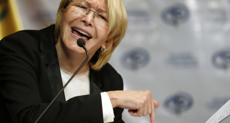 « Mort du droit » vénézuelien dénoncée par Luisa Ortega