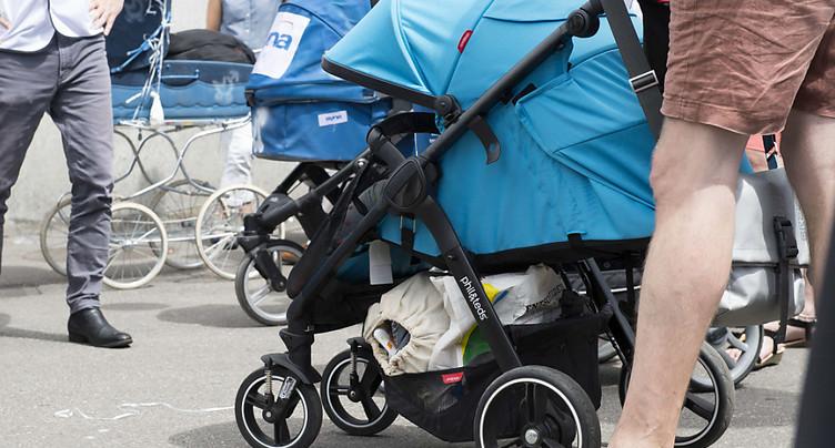 J&J va introduire en Suisse le congé paternité de 8 semaines