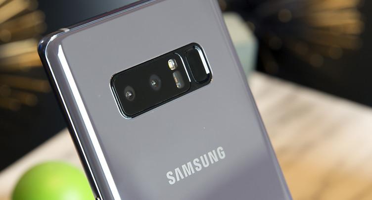 Samsung dévoile son Note 8 pour faire oublier le fiasco du Note 7