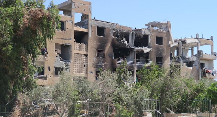 Amnesty International appelle à la protection des civils à Raqa