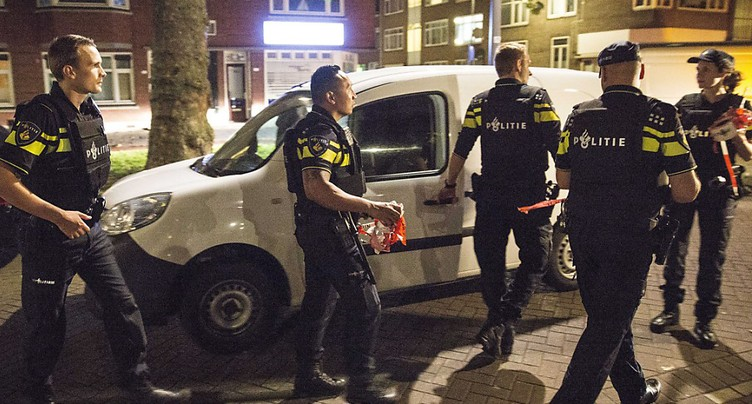 Deuxième arrestation aux Pays-Bas liée à l'alerte à Rotterdam