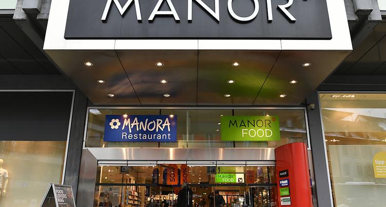 Manor veut supprimer jusqu'à 200 emplois à son siège à Bâle