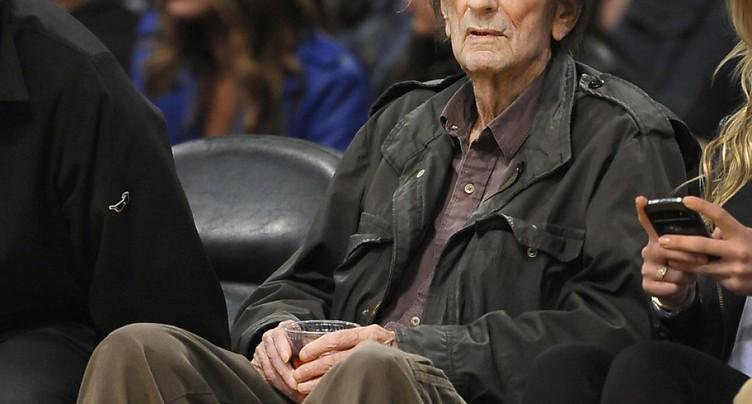 L'acteur américain Harry Dean Stanton disparaît de l'écran