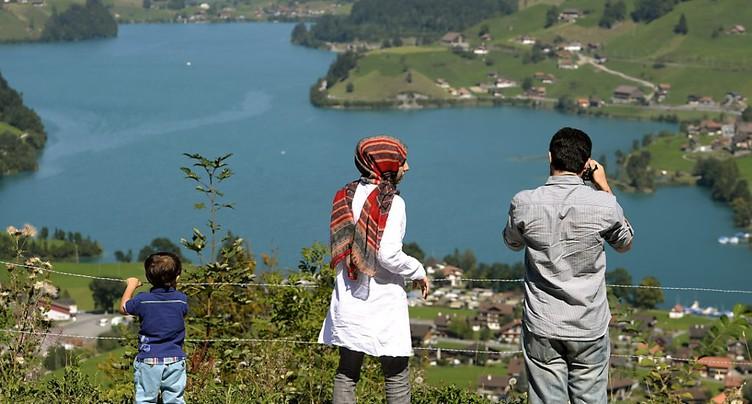 Une série saoudienne tourne plusieurs épisodes en Suisse