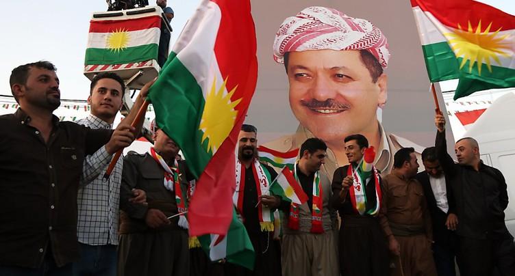 La Cour suprême irakienne suspend le référendum au Kurdistan