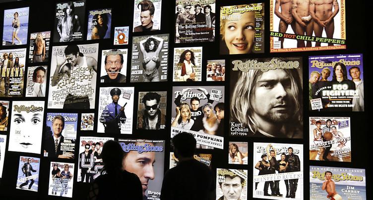 Le magazine américain Rolling Stone mis en vente