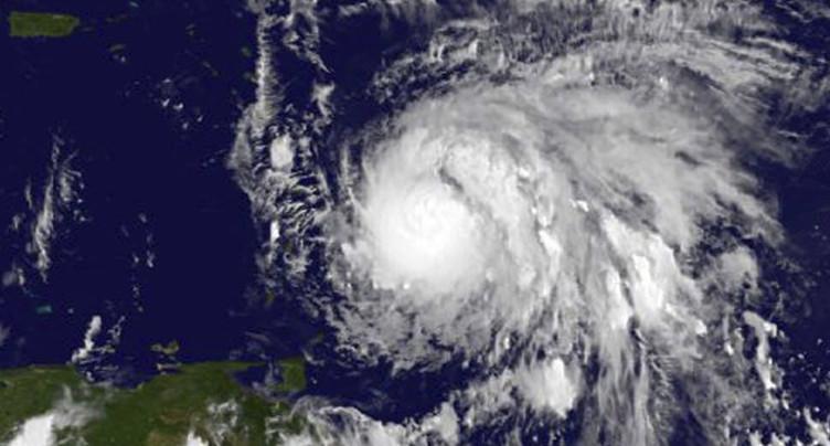 L'ouragan Maria, classé en catégorie 5, en route vers la Guadeloupe