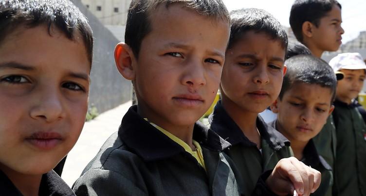 Un bombardement fait de nouvelles victimes parmi des enfants au Yémen